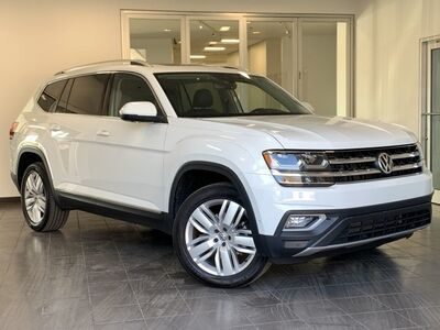 Vw Orland Park >> Pre Owned Volkswagen Atlas Orland Park Il