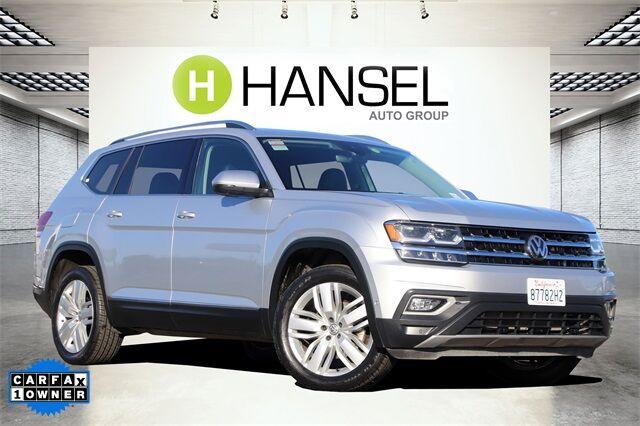 2018 Volkswagen Atlas SEL Premium Santa Rosa CA