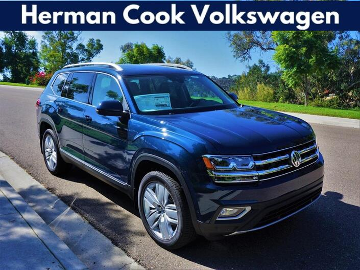 2018 Volkswagen Atlas SEL Premium with 4MOTION® Encinitas CA