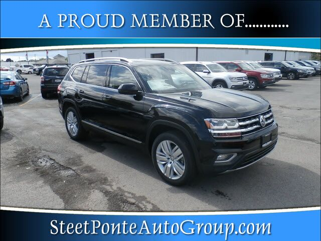 2018 Volkswagen Atlas SEL Premium with 4MOTION® Yorkville NY