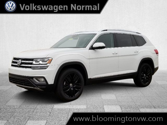 2018 Volkswagen Atlas SEL Premium with 4MOTION® Normal IL