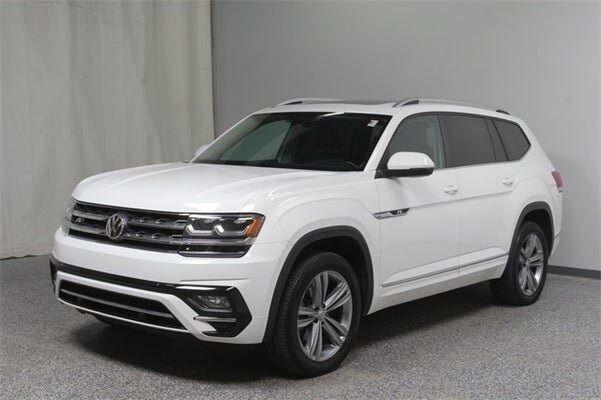 2018 Volkswagen Atlas SEL White Plains NY