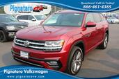 2018 Volkswagen Atlas SEL with 4MOTION®