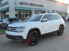 2018_Volkswagen_Atlas_V6 Launch Edition* DUAL SUNROOF,BACKUP CAMERA,3RD ROW SEAT,BLUETOOTH,KEYLESS ENTRY,BRAKE ASSIST_ Plano TX