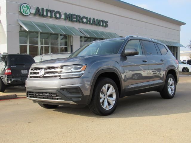 2018 Volkswagen Atlas V6 Launch Edition SUNROOF, 3RD ROW SEATING,BACKUP CAMERA, BLUETOOTH CONNECTIVITY Plano TX