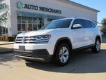 2018 Volkswagen Atlas V6 Launch Edition*3RD ROW SEAT,BACK UP CAM,BLUETOOTH CONNECTION,REAR A/C,UNDER FACTORY WARRANTY!