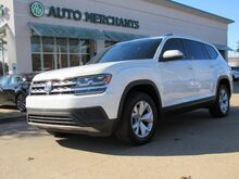2018_Volkswagen_Atlas_V6 Launch Edition*3RD ROW SEAT,BACKUPO CAM,BLUETOOTH CONNECTION,REAR A/C,,UNDER FACTORY WARRANTY!_ Plano TX