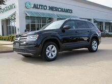 2018_Volkswagen_Atlas_V6 S, 3RD ROW SEATING, BACKUP CAMERA, BLUETOOTH CONNECTIVITY_ Plano TX