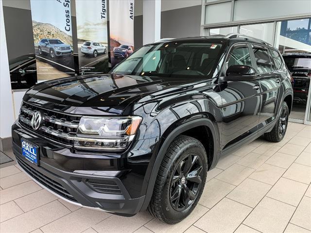 2018 Volkswagen Atlas V6 S 4Motion Brookfield WI