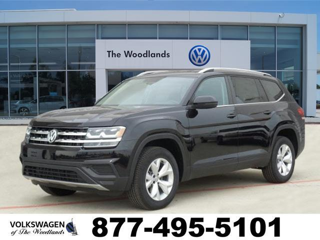 2018 Volkswagen Atlas V6 S 4Motion The Woodlands TX