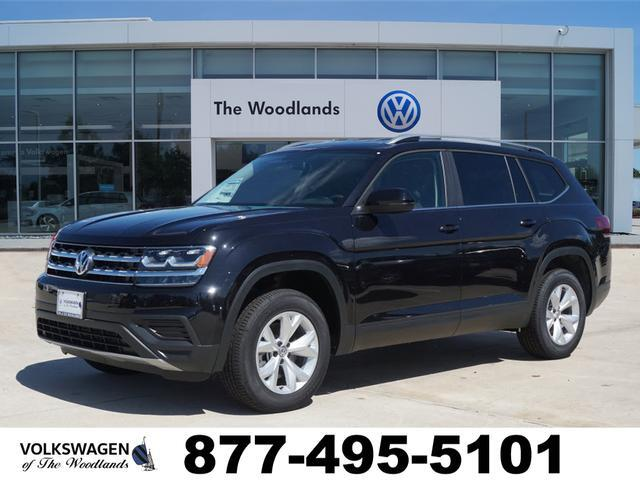 2018 Volkswagen Atlas V6 S The Woodlands TX