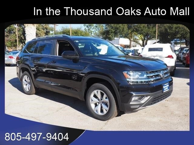 2018 Volkswagen Atlas V6 SE 4Motion Thousand Oaks CA