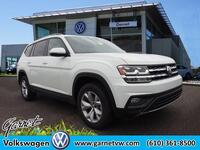 Volkswagen Atlas V6 SE Tech 4 Motion W/Capts Chrs 2018