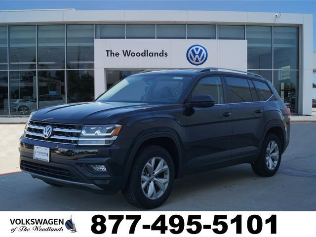 2018 Volkswagen Atlas V6 SE The Woodlands TX