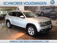 Volkswagen Atlas V6 SE w/Technology 4Motion 2018