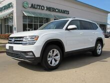 2018_Volkswagen_Atlas_V6 SE w/Technology AWD ***MSRP $40,685.00*** 3rd Row Seat, Adaptive Cruise Control, Back-Up Camera,_ Plano TX