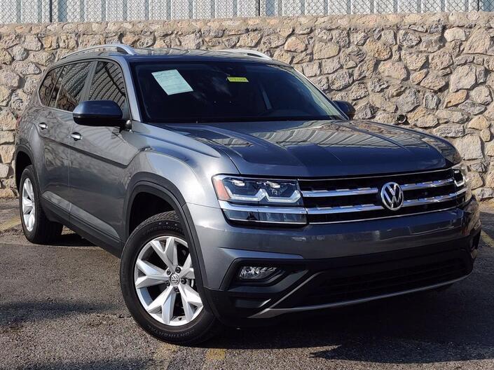 2018 Volkswagen Atlas V6 SE w/Technology El Paso TX
