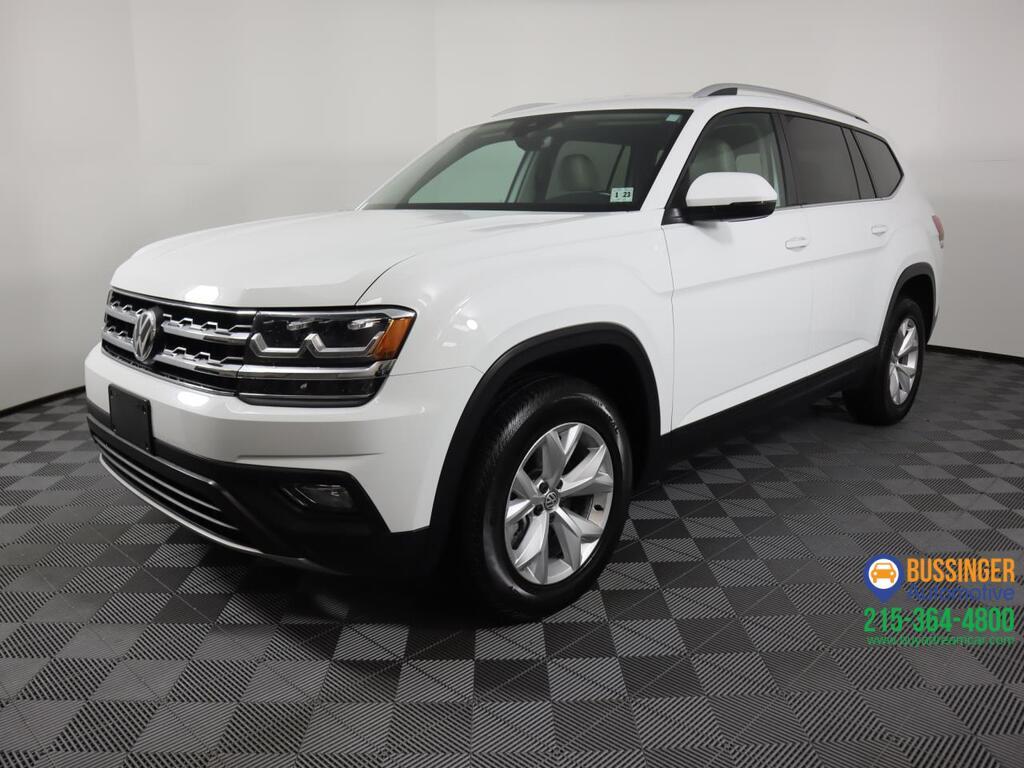 2018 Volkswagen Atlas V6 SE w/Technology Feasterville PA