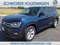 Volkswagen Atlas V6 SE w/Technology 2018