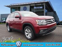 2018_Volkswagen_Atlas_V6 SE w/Tecnology 4Motion_ West Chester PA