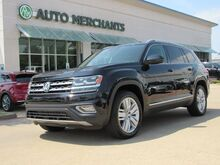 2018_Volkswagen_Atlas_V6 SEL Premium AWD LEATHER, PANORAMIC SUNROOF, 3RD ROW, ADAPTIVE CRUISE, UNDER FACTORY WARRANTY_ Plano TX