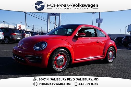 New Volkswagen Salisbury Md
