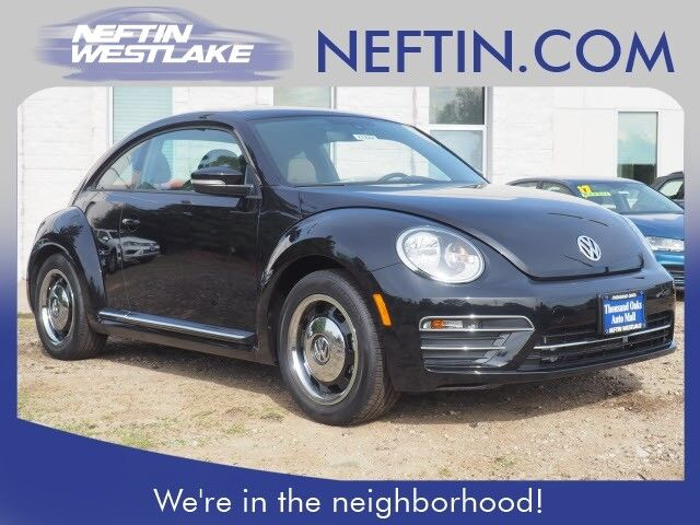 2018 Volkswagen Beetle 2.0T Coast Thousand Oaks CA