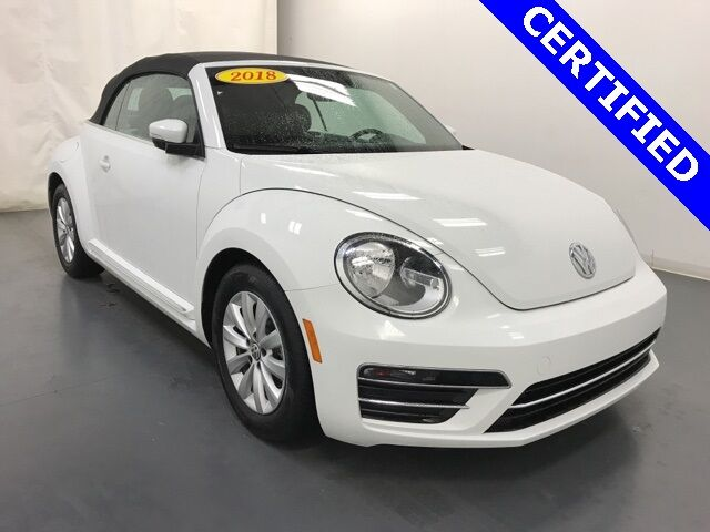 2018 Volkswagen Beetle 2.0T S Convertible Holland MI
