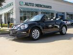2018 Volkswagen Beetle 2.0T S Convertible, LEATHERETTE , BACK-UP CAMERA, HEATED SEATS, BLUETOOTH