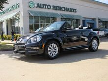 2018_Volkswagen_Beetle_2.0T S Convertible, LEATHERETTE , BACK-UP CAMERA, HEATED SEATS, BLUETOOTH_ Plano TX