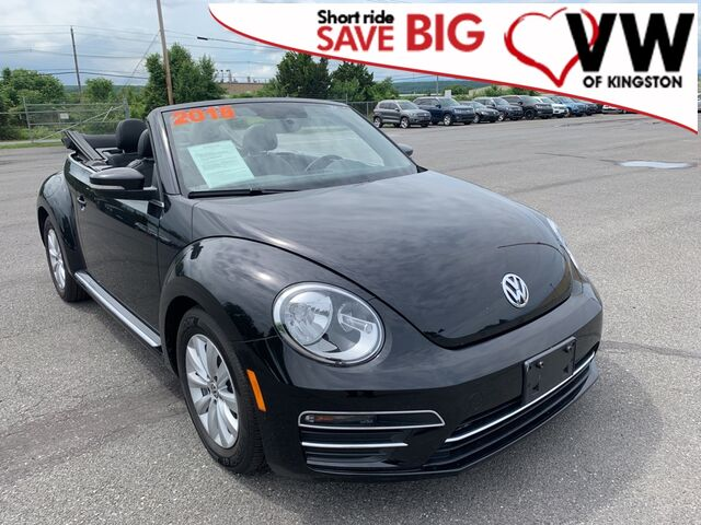 2018 Volkswagen Beetle 2.0T S Kingston NY