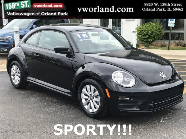 2018 Volkswagen Beetle 2.0T S Orland Park IL
