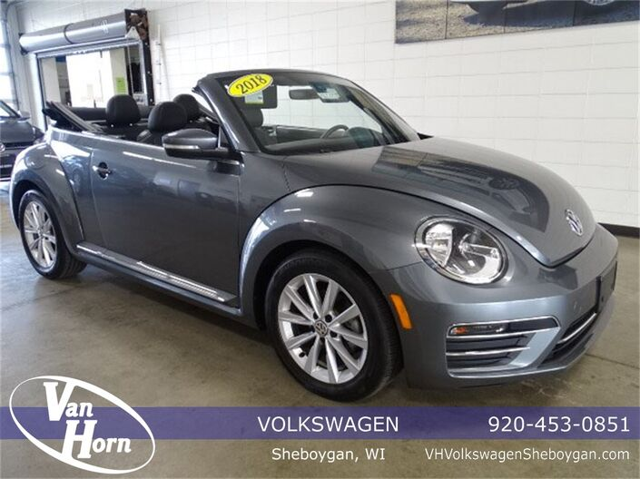 2018 Volkswagen Beetle 2.0T S Plymouth WI