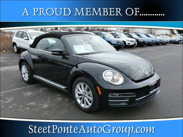 2018 Volkswagen Beetle 2.0T S Yorkville NY