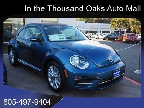 2018 Volkswagen Beetle 2.0T SE Thousand Oaks CA