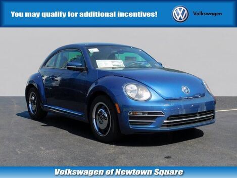 2018_Volkswagen_Beetle_Coast_ Newtown Square PA