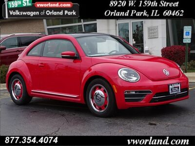 2018_Volkswagen_Beetle_Coast_ Orland Park IL