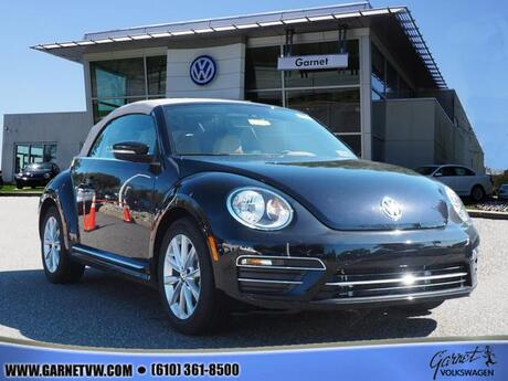2018 Volkswagen Beetle Convertible 2.0T S West Chester PA