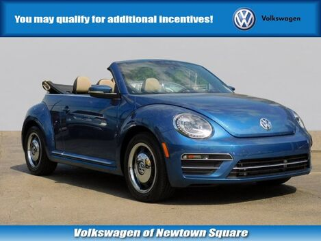 2018_Volkswagen_Beetle Convertible_Coast_ Newtown Square PA