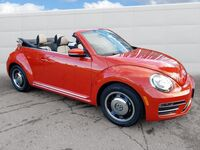 Volkswagen Beetle Convertible Coast 2018
