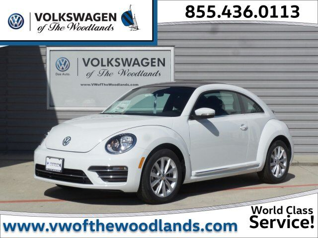 2018 Volkswagen Beetle Coupe SE The Woodlands TX
