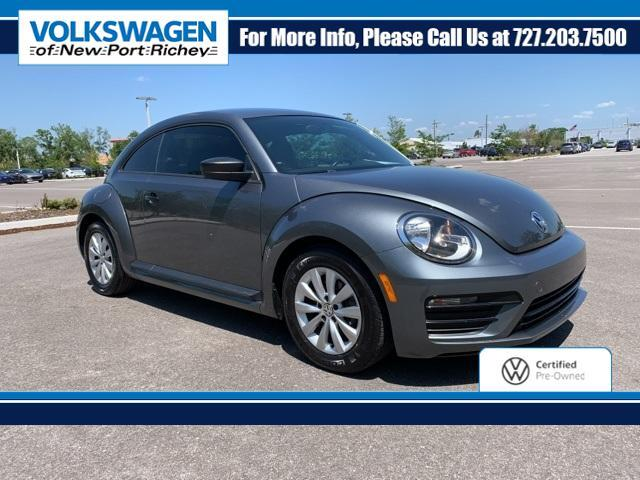 2018 Volkswagen Beetle S Auto New Port Richey FL