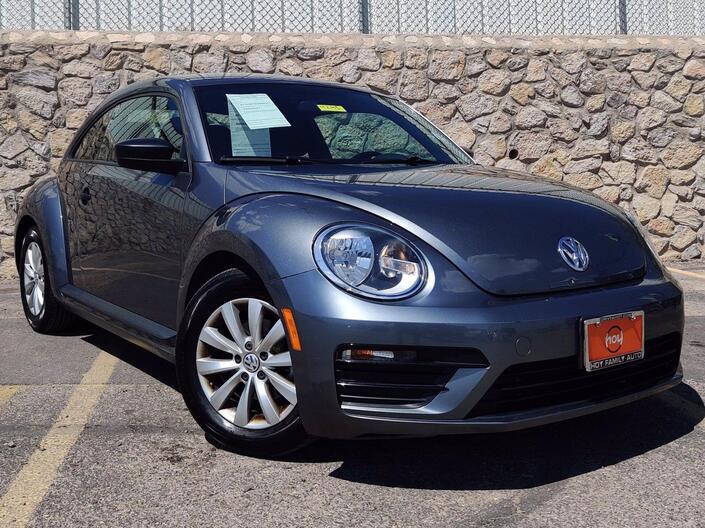 2018 Volkswagen Beetle S El Paso TX