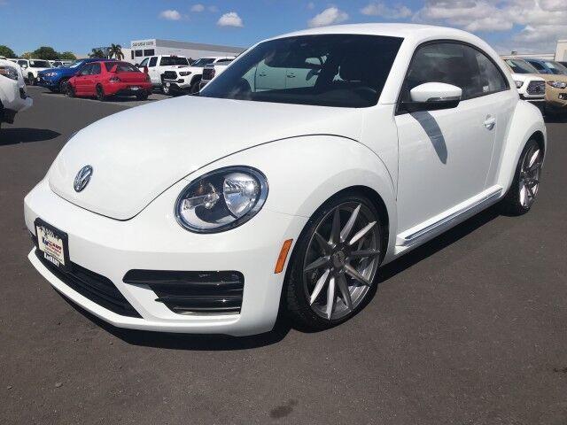 2018 Volkswagen Beetle S Kihei HI