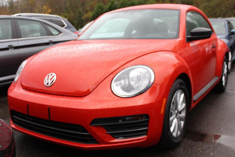 2018 Volkswagen Beetle S:  MSRP: $21,635  You Pay: $16,991 Seattle WA