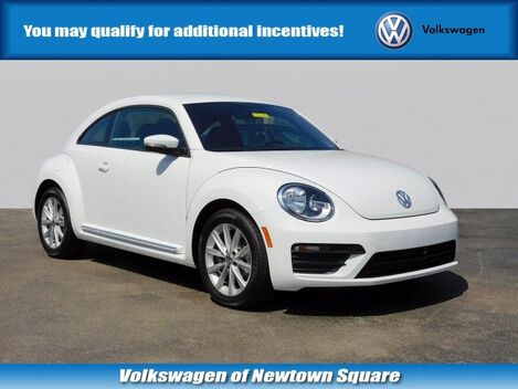 2018_Volkswagen_Beetle_S_ Newtown Square PA