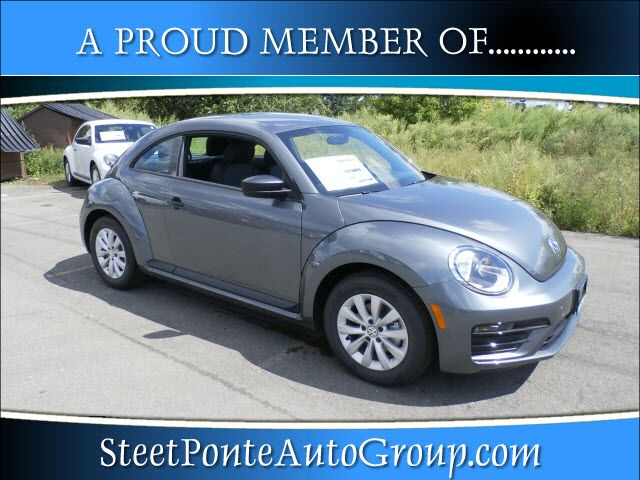 2018 Volkswagen Beetle S Yorkville NY