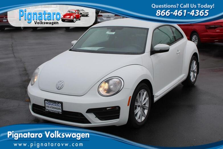 2018 Volkswagen Beetle S with Style and Comfort Everett WA