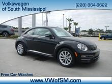 2018_Volkswagen_Beetle_SE_ South Mississippi MS