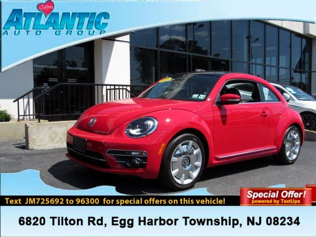 2018 Volkswagen Beetle SE Egg Harbor Township NJ